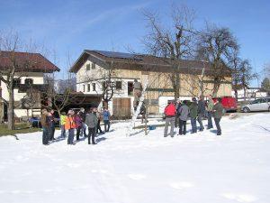 Der OGV Wörgl lädt auch heuer zum Baumschnittkurs - am 3. März 2018, allerdings nicht beim Waldlegerer-Bauern, sondern bei Familie Sollerer in der Augasse 24 in Wörgl. Foto: OGV Wörgl