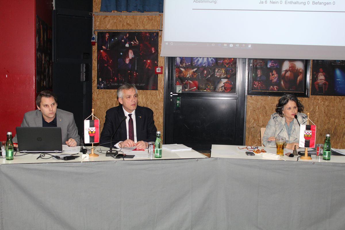 Wörgler Gemeinderat am 20. Februar 2018. Foto: Veronika Spielbichler