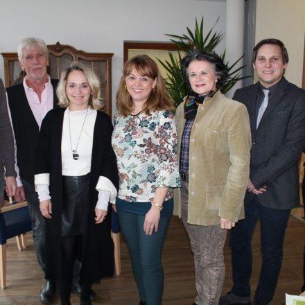 SPÖ-Wahlkampftour Landtagswahl 2018 - Besuch im Wörgler Seniorenheim am 22.2.2018. Foto: Veronika Spielbichler
