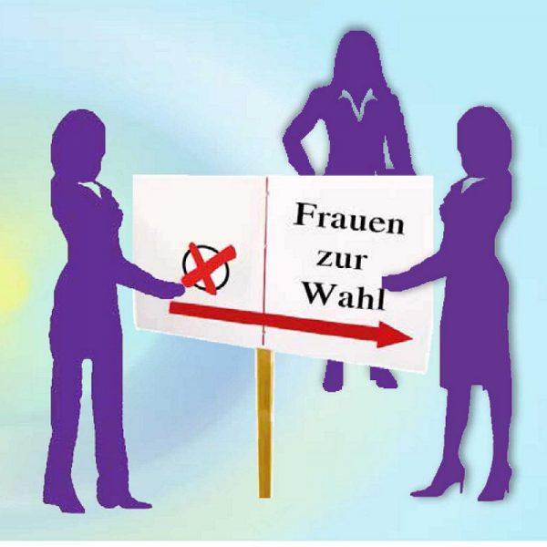 Der Unterländer Frauensalon am Donnerstag, 8.3.2018 im Tagungshaus Wörgl steht unter dem Motto 100 Jahre Frauenwahlrecht. Foto: Tagungshaus Wörgl