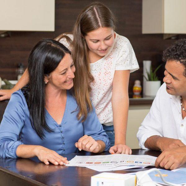 Die Initiative DoppelPlus bietet kostenloses Energiecoaching zuhause. Foto: DoppelPlus