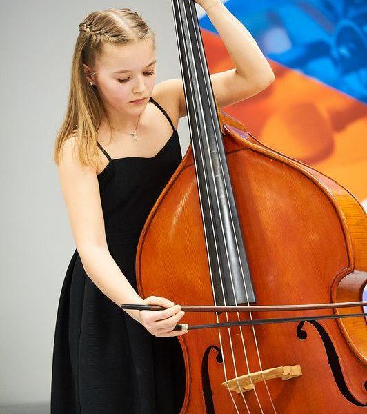 Dorina Puchleitner. Foto: Wolfgang Alberty
