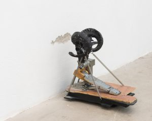 M. Gumhold, Untitled (giving head), 2012. Foto: Michael Gumhold