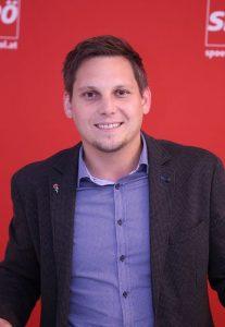 SPÖ-Nationalrat Christian Kovacevic. Foto: Julia Hitthaler