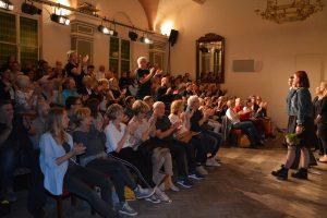 """Premiere """"Für Frieden und Freiheit"""" der Gaststubenbühne Wörgl am 2.5.2018. Foto: Veronika Spielbichler"""
