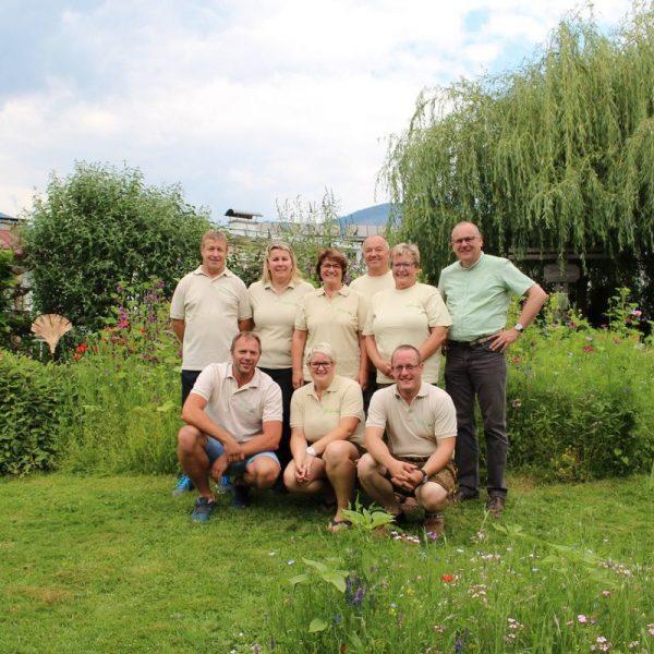 Tag der offenen Gartentür bei Familie Sollerer am 17.6.2018 in Wörgl. Foto: Wilhelm Maier