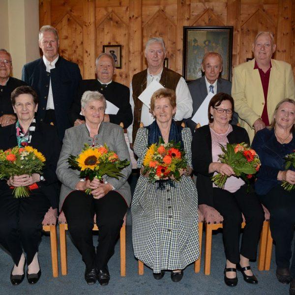 Jubelpaarfeier in Wörgl am 28. Juni 2018. Foto: Veronika Spielbichler