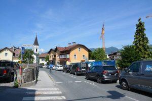Brixentalerstraße Wörgl Juni 2018. Foto: Veronika Spielbichler