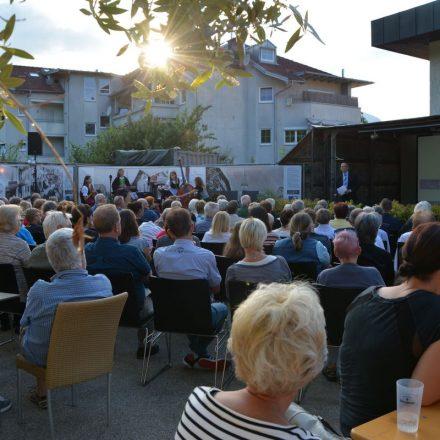Heimat Wörgl - eine nostalgische Zeitreise in der Zone Wörgl am 16. Juni 2018. Foto: Veronika Spielbichler