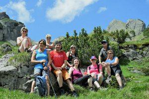 Die Wörgler Naturfreunde laden am 8. Juli 2018 zur Wanderung auf den Buchacker. Foto: Naturfreunde Wörgl
