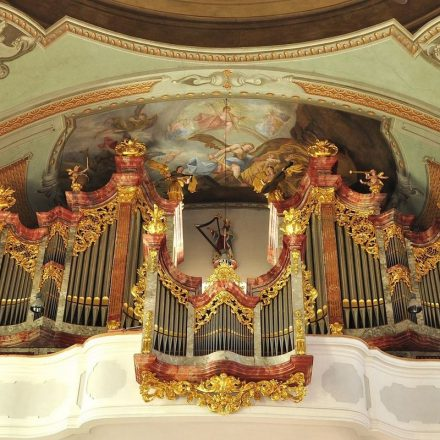 Zum 20-Jahr-Jubiläum der Metzler Orgel in der Hopfgartner Pfarrkirche gibt es heuer eine Reihe von Orgelkonzerten. Foto: Kammermusikfest Hopfgarten.