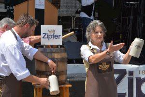 Wörgler Stadtfest am 7. Juli 2018. Foto: Veronika Spielbichler
