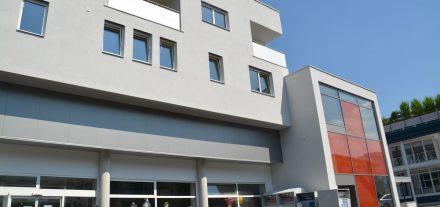 Das neue Rot-Kreuz-Zentrum Wörgl wird mit einem Tag der offenen Tür am 8. September 2018 und der Eröffnungsfeier am 9. September offiziell eröffnet. Foto: RK Wörgl