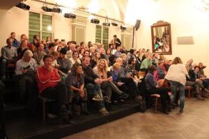 Kleinbürgerhochzeit -Premiere Gaststubenbühne Wörgl 17.10.2015
