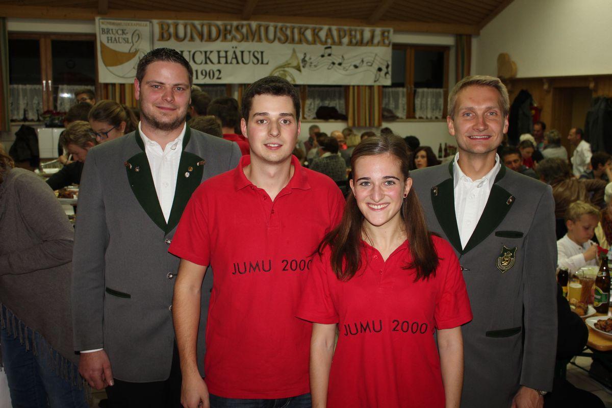JUMU2000 Bundesmusikkapelle Bruckhäusl