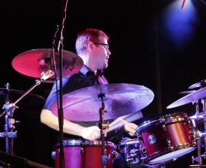 Big-Band Wörgl Revival - am Schlagzeug Benny Hrdina