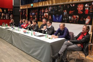 Öffentliche Gemeindeversammlung im Komma Wörgl am 19.11.2015
