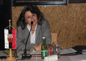 Wörgler Gemeinderat 5. November 2015 - Bürgermeisterin Hedi Wechner