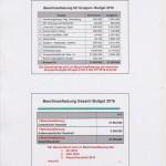 Budgetpräsentation Wörgl 2015