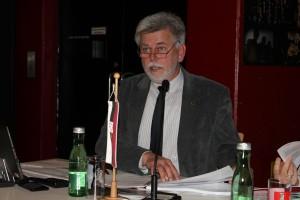 Finanzreferent STR Dr. Daniel Wibmer.