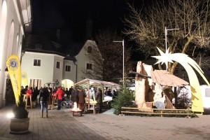 Benefizkonzert der BMK Bruckhäusl für den Lions Club Wörgl 2015