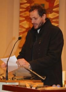 Kooperator Christian Walch, Pfarre Wörgl.