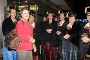 60. Geburtstag von Wörgls Bürgermeisterin Hedi Wechner