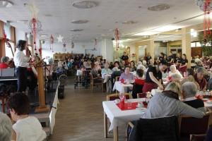 Seniorenheim Wörgl Weihnachtsfeier 2015