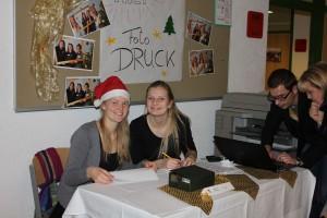 Weihnachtsmarkt der BFW+AL Wörgl