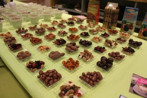 Fairtrade-Produkte haben auch bei Lebensmittel-Ketten Einzug in die Regale gefunden.