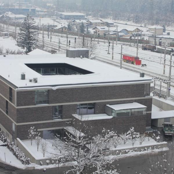Berger Logistik Center Wörgl