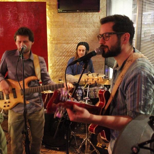 """Wörgl-Debüt für das Singer Songwriter-Trio """"Boomerang"""""""