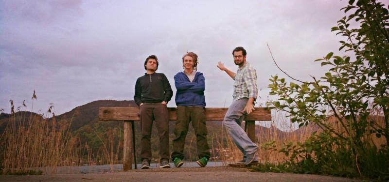 Boomerang - das sind Peter Pitterl, Christian Spielbichler und Vassilis Selamis. Foto: Boomerang