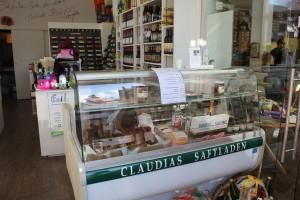 Claudias Saftladen
