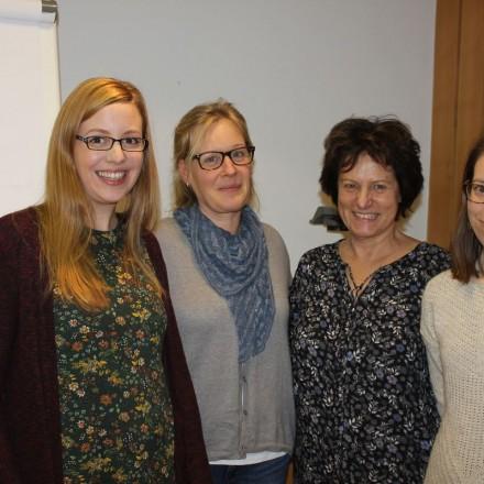 Deutsch als Zweitsprache - Komm!unity-Workshop