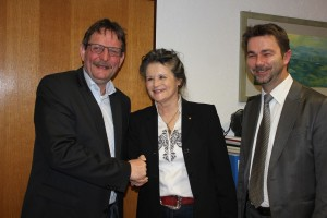 Bürgermeister- und Gemeinderatswahl 2016 in Wörgl