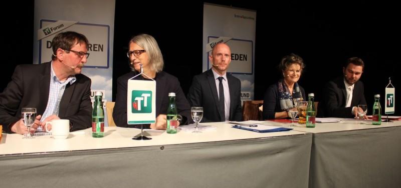 TT-Forum Bürgermeisterwahl 2016 in Wörgl