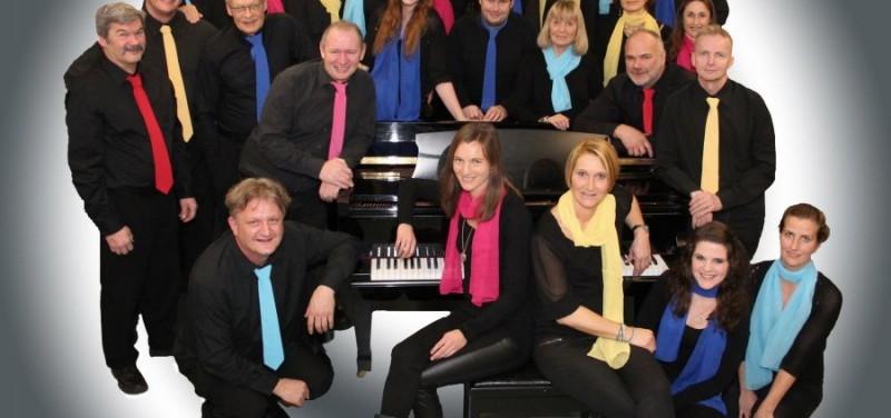 Der Gospelchor Wildschönau gastiert am 5. März 2016 im Komma Wörgl. Foto: Gospelchor Wildschönau