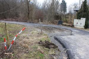 Radweg Wörgl Wörgl Frühjahr 2016.