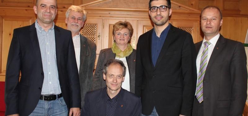 Bürgerliste Wörgler Volkspartei - Pressekonferenz am 3. März 2016