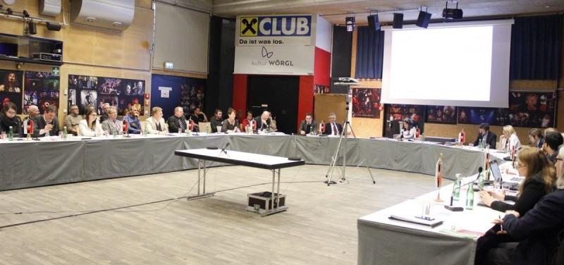 Wörgler Gemeinderat am 14.3.2016