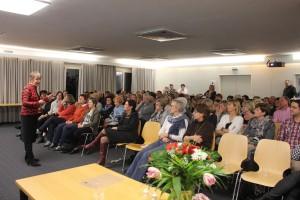 Vortrag Dr. h.c. Marianne Graf bei Minerva 4.3.2016 Wörgl