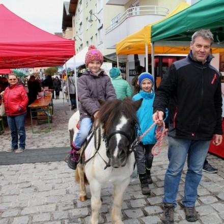 Wörgler Bauernmarktfestl 9.4.2016 - Foto: Wilhelm Maier