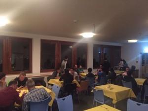 Komm!unity Dinner Badl Wörgl