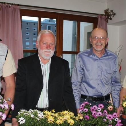 Jahreshauptversammlung OGV Wörgl 2016