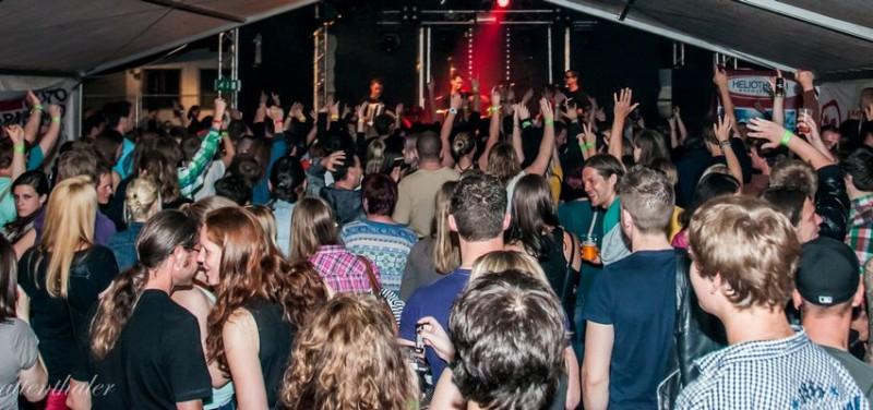 Beim Pölvenrock 2016 sorgen wieder heimische Bands für Superstimmung. Foto: Alex Schrattenthaler
