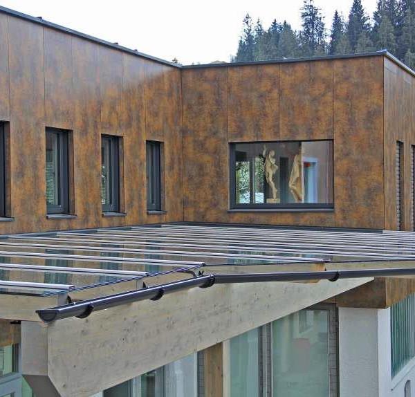 Der Kunstraum Hopfgarten wird am 19. Mai 2016 mit einer Ausstellung eröffnet. Foto: Kunstraum Hopfgarten