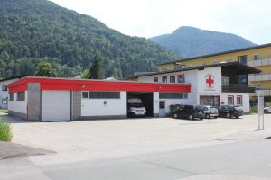 Rot-Kreuz Stützpunkt Wörgl Juni 2016. Foto: Veronika Spielbichler