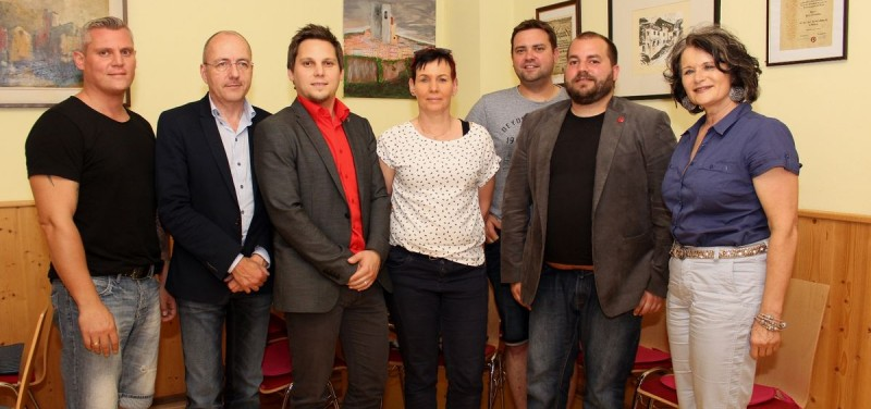 SPÖ Wörgl. Foto: Wilhelm Maier