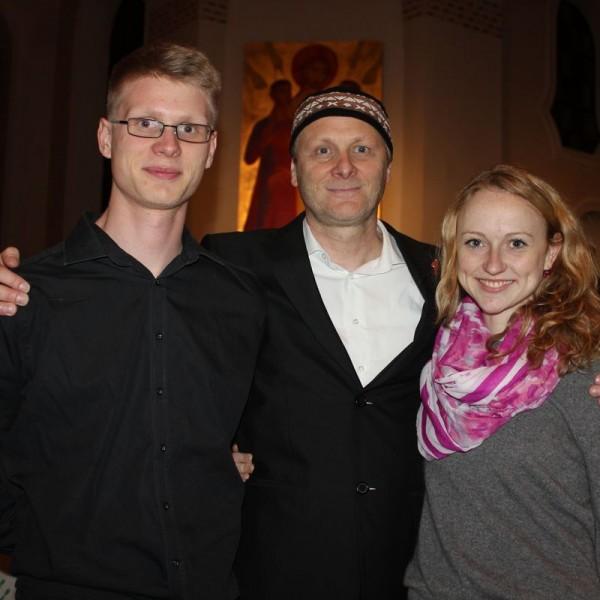 Lange Nacht der Kirchen 2016 in Wörgl - Wörgler Streicher- und Bläserensemble. Foto: Veronika Spielbichler